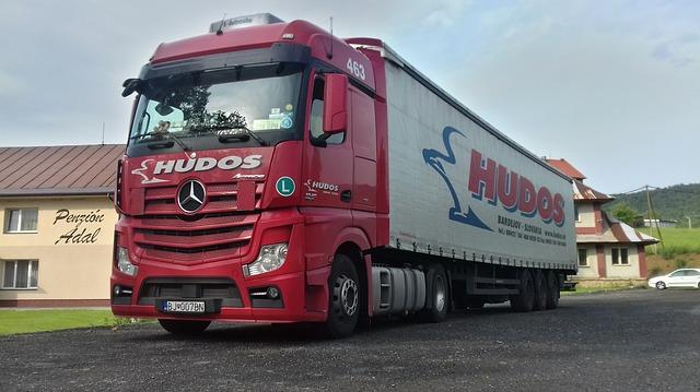poslovi u inostranstvu vozac kamiona